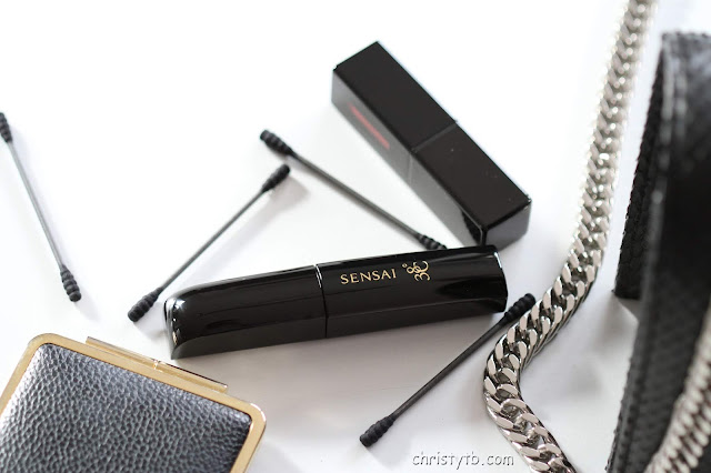 Новинка Sensai Lash Volumiser 38°C mascara