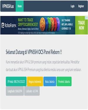 Web SSH OCS Panel Reborn
