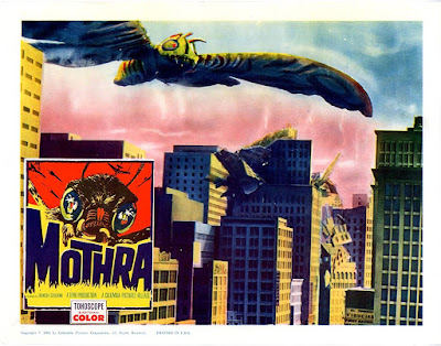 Mothra 1961 Image 11