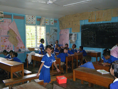 Fiji classroom
