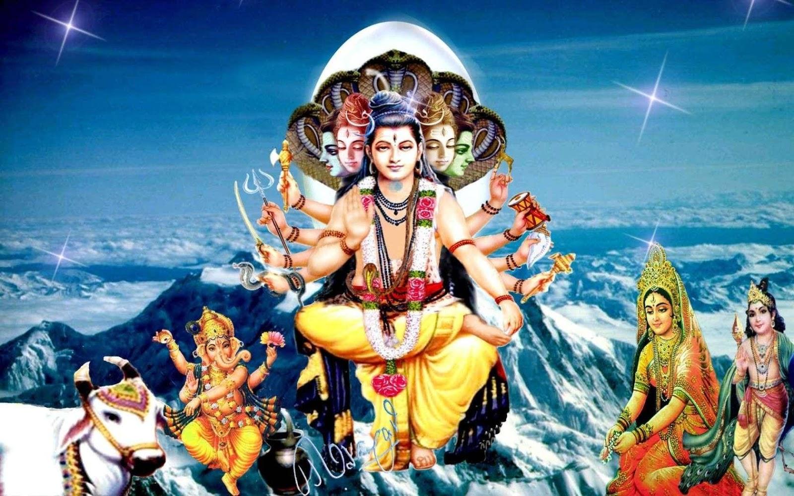 Второе поколение земных богов  многорукие боги  Земля до