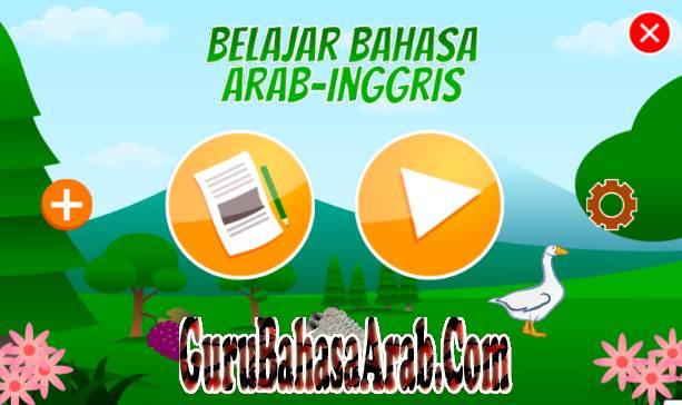 Aplikasi Android Belajar Bahasa Arab dan Inggris