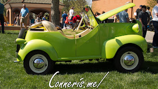 1939 Croslet Roadster