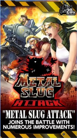 Download Game Metal Slug Attack Mod Infinite AP