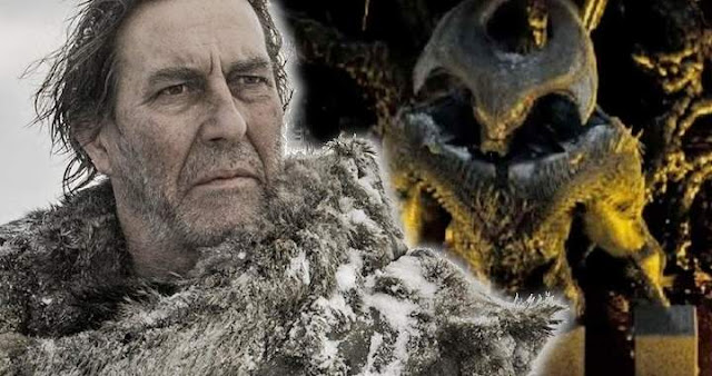 Ciarán Hinds habla sobre el villano Steppenwolf