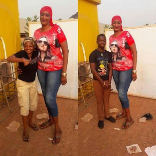 the tallest woman in Kogi state