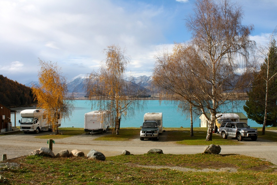 Dear faz new zealand itinerary experiences for Lake tekapo motor camp