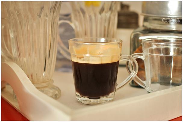 café com cardamomo