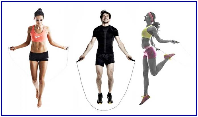 All the benefits of jumping the rope several days per week