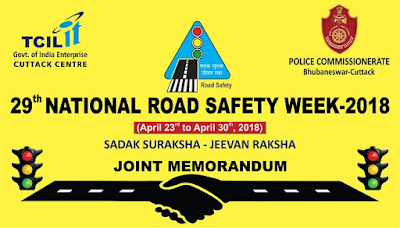 29th Road Safety Week being observed