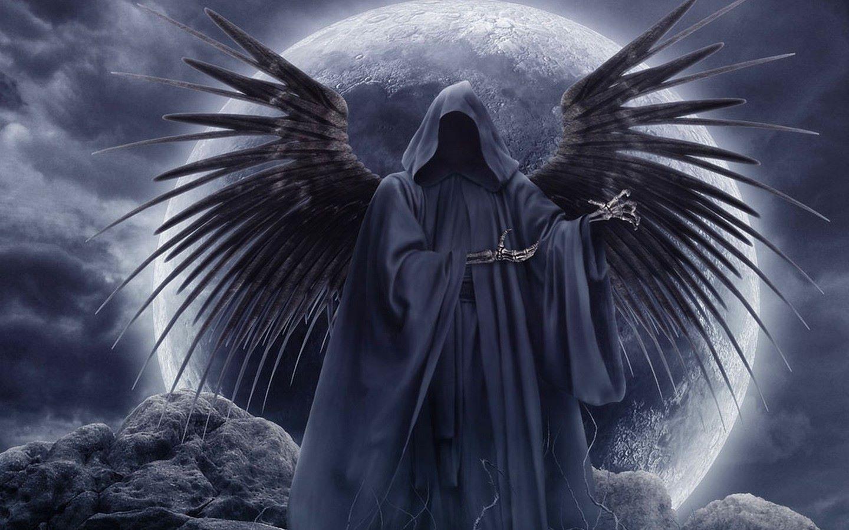 la personificazione della morte.