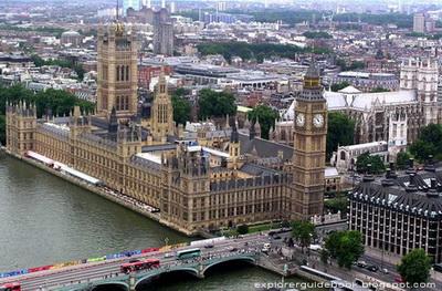 Gedung parlemen inggris