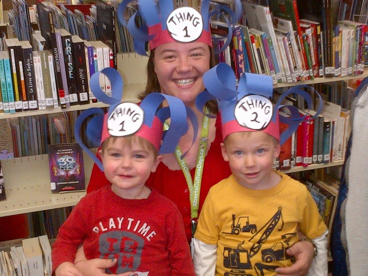 Kids Sylvan Lake Library Dr Seuss Storytime Miss Corrie