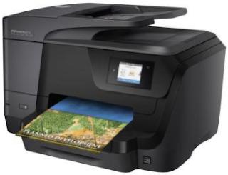 HP Officejet Pro 8718 Télécharger Pilote Driver Pour Mac Et Windows