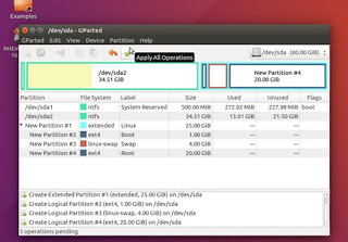 Cara Dual Boot Ubuntu dan Windows 10