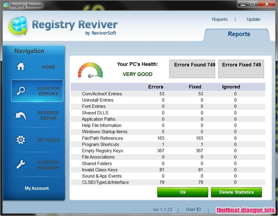Download ReviverSoft Registry Reviver 4.21.0.8 Full Cr@ck