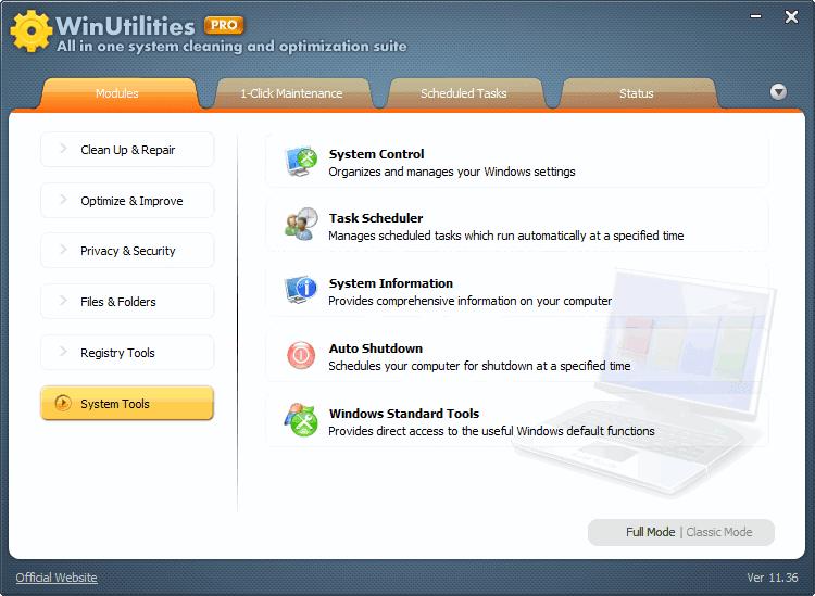 WinUtilities Pro Serial