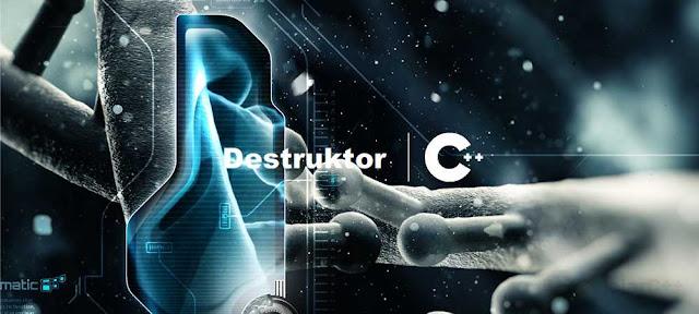 Pengertian dan Contoh Destruktor C++ - belajar C++