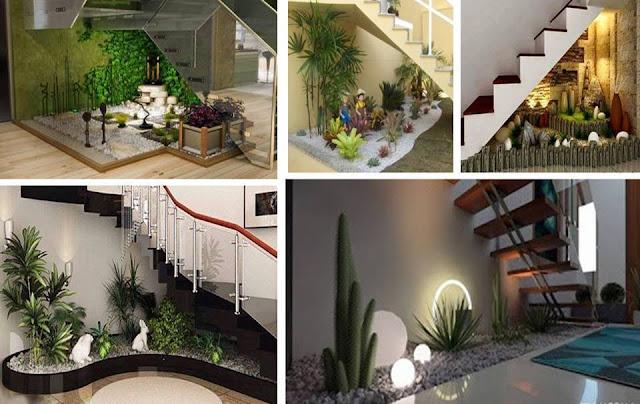 Creative small indoor garden designs home interior designs for Home indoor garden designs