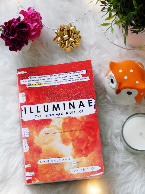 Illuminae No Spoiler Book Review | sprinkledpages