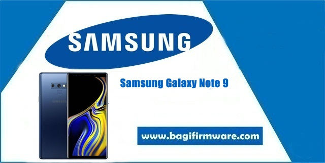 Firmware dan Cara Flash Samsung Galaxy Note 9 SM-N960F
