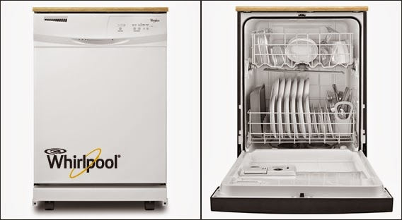 Whirpool Portable Dishwasher