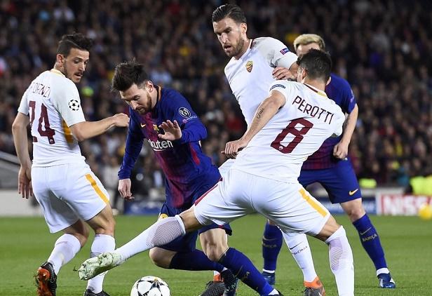 Vidéo résumé – LDC: Le Barça s'impose face à l'AS Rome