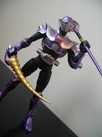 SH Figuarts Kamen Rider Ouja Bandai Ryuki Asakura Strike