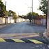 Atendendo pedido do Vereador Kleber Borotto lombada foi instalada em rua perigosa