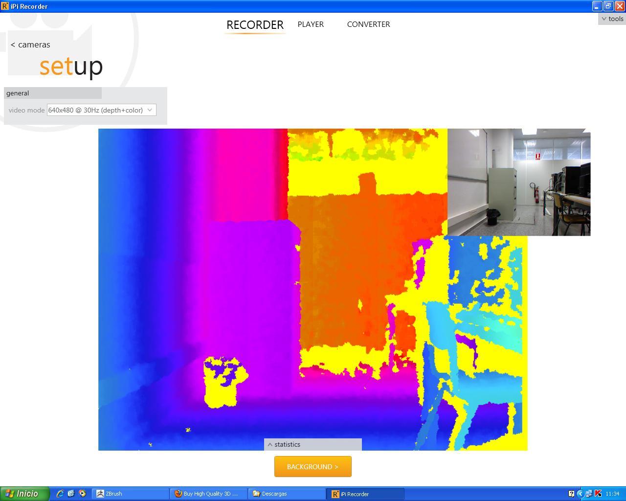 Diseño. ingeniería y ...Kinect. Explorando aplicaciones!: iPi Soft 2.0 ya disponible
