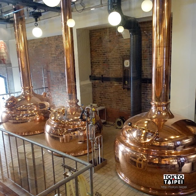 【札幌工廠】日本最早的啤酒釀造所 華麗變身成購物中心