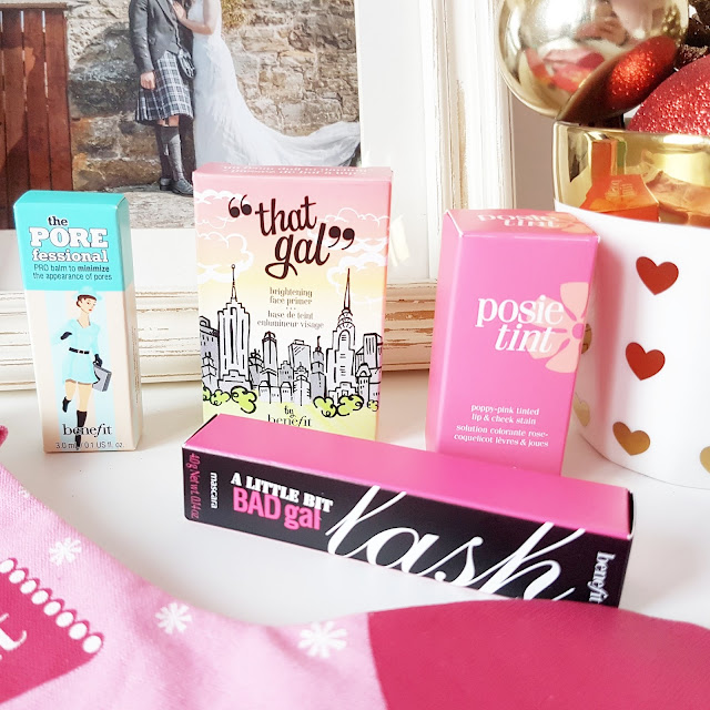 Christmas Gift Guide 2016 | Benefit Minis & Stocking Exclusively Available at Boots