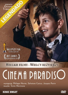 Assistir Cinema Paradiso Legendado Online HD