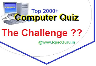 Computer Awareness Questions with Answer for various level competitions exams.