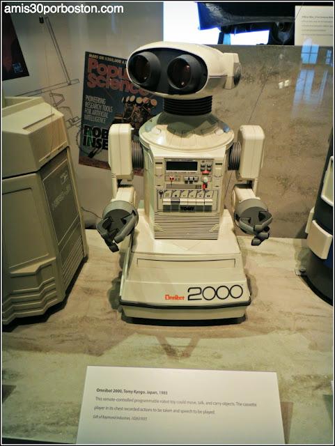 Omnibot 2000 del año 1985