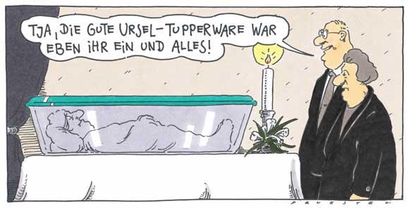 schwarzer humor cartoon
