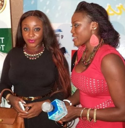 ini edo nollywood christmas party