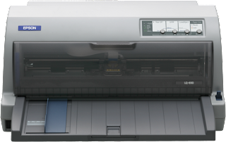 Epson LQ-690 LQ-690C driver download Windows