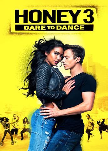 Honey 3: No Ritmo do Amor Torrent - BluRay 1080p Dual Áudio (2016)