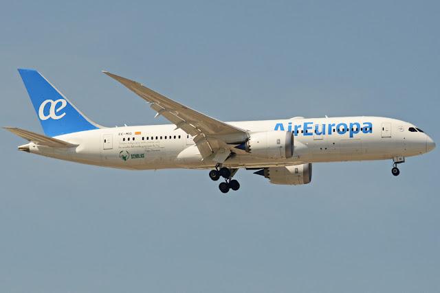 Blog Apaixonados por Viagens - Air Europa