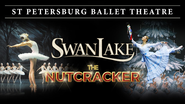 The St Petersburg Ballet Theatre Presents #SwanLake and #TheNutcracker @MontecasinoZA #Jozi #Sep2017