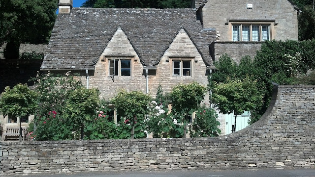 Old English Cottage, Bibury England