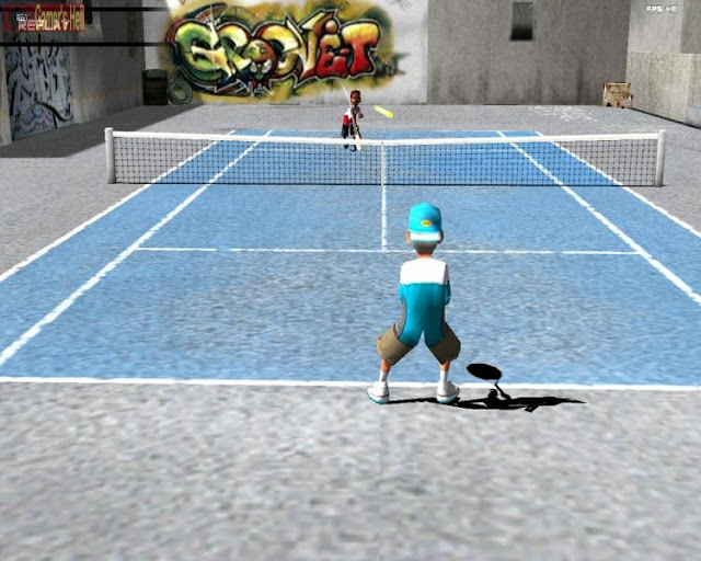 Street Tennis Free Download For PC