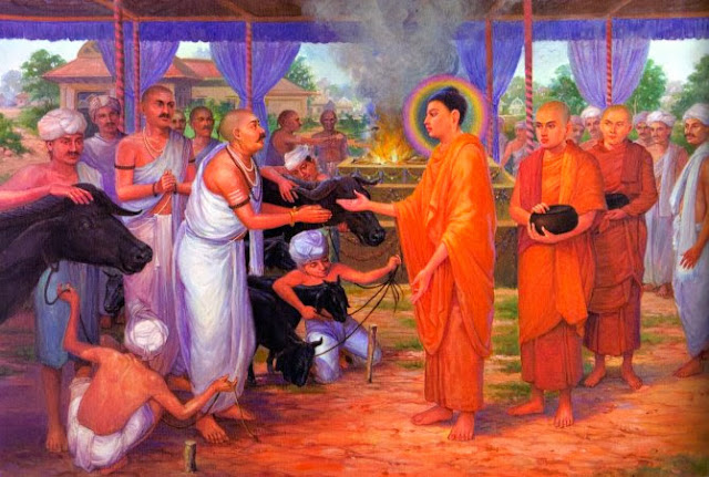 Đạo Phật Nguyên Thủy - Đường Xưa Mây Trắng - Chương 63: Đường về biển cả