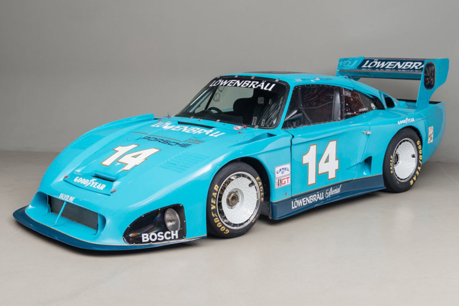 Porsche Track Car For Sale >> 1981 Porsche 935 K4 Is $2.85 Million Worth Of Racing History | Carscoops
