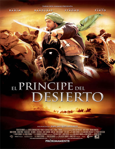 Ver El príncipe del desierto (Black Gold) (2011) Online