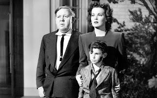 Charles Laughton y Maureen O'Hara » Esta tierra es mía (1943)