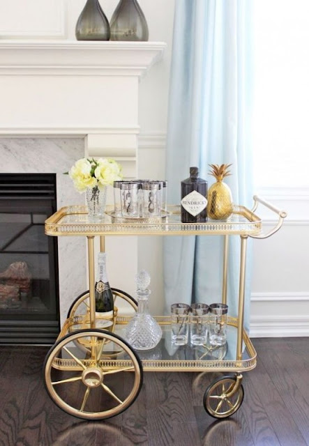 Brass Home Decor