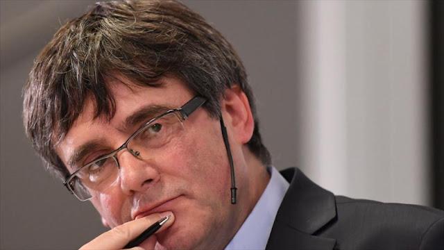 Puigdemont: Hay momentos en que yo dudo, pero no retrocederé