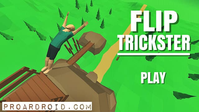 لعبة Flip Trickster – Parkour Simulator v1.4.2 كاملة للأندرويد (اخر اصدار) logo